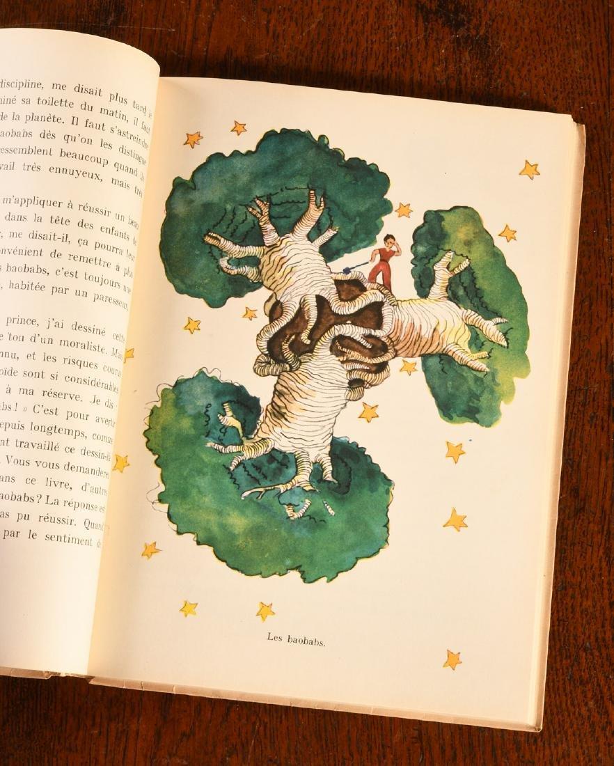 BOOKS: Le Petit Prince 1950 Gallimard Dupont - 5