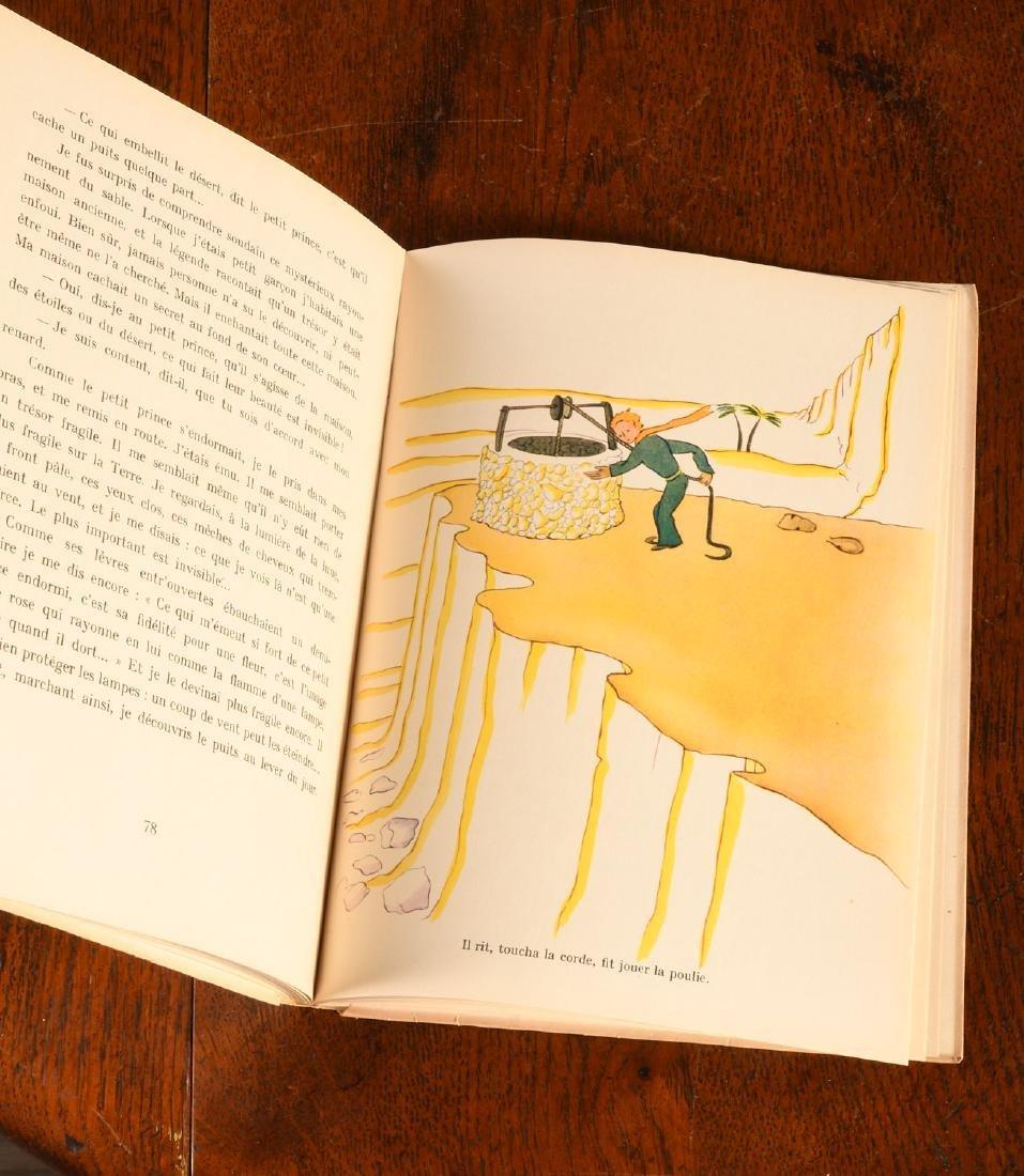 BOOKS: Le Petit Prince 1950 Gallimard Dupont - 7