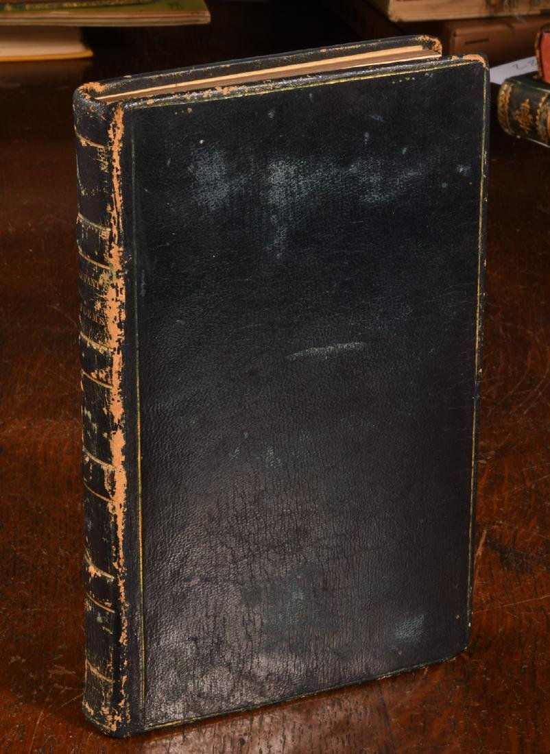 BOOKS: William Cullens Bryant 1832 Poems 1st Ed