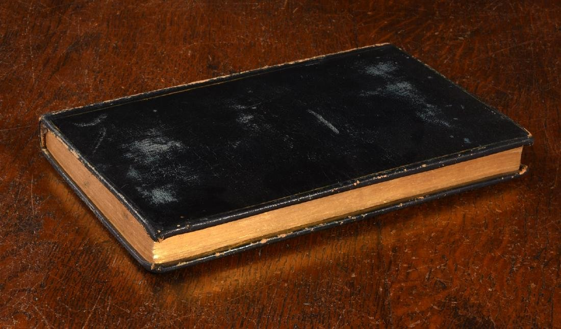 BOOKS: William Cullens Bryant 1832 Poems 1st Ed - 6
