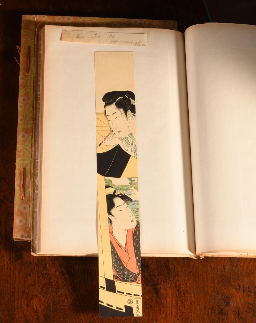 BOOKS: (12) Vols Japanese Wood Block Prints Series - 7
