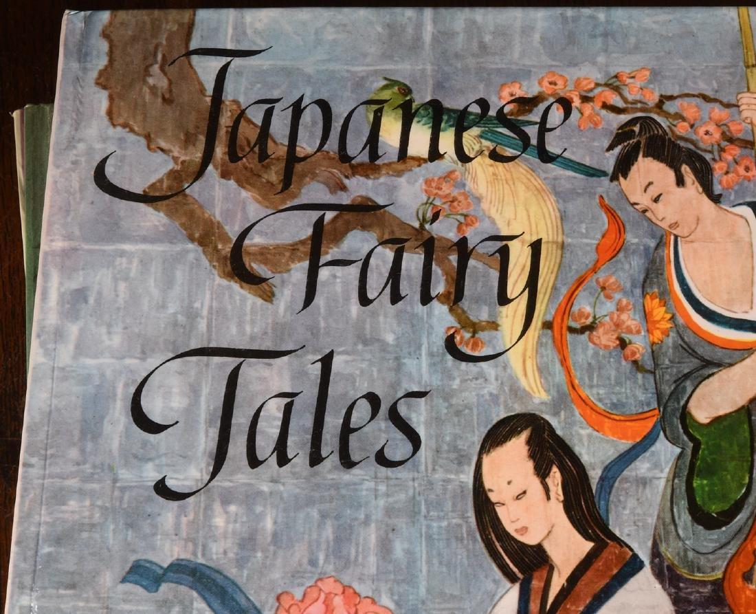 BOOKS: (10) Vols Children's Legends Folktales - 5