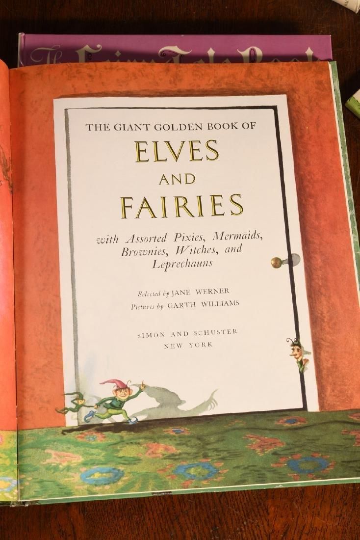 BOOKS: (10) Vols Children's Legends Folktales - 6