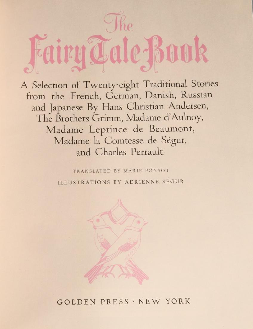 BOOKS: (10) Vols Children's Legends Folktales - 7