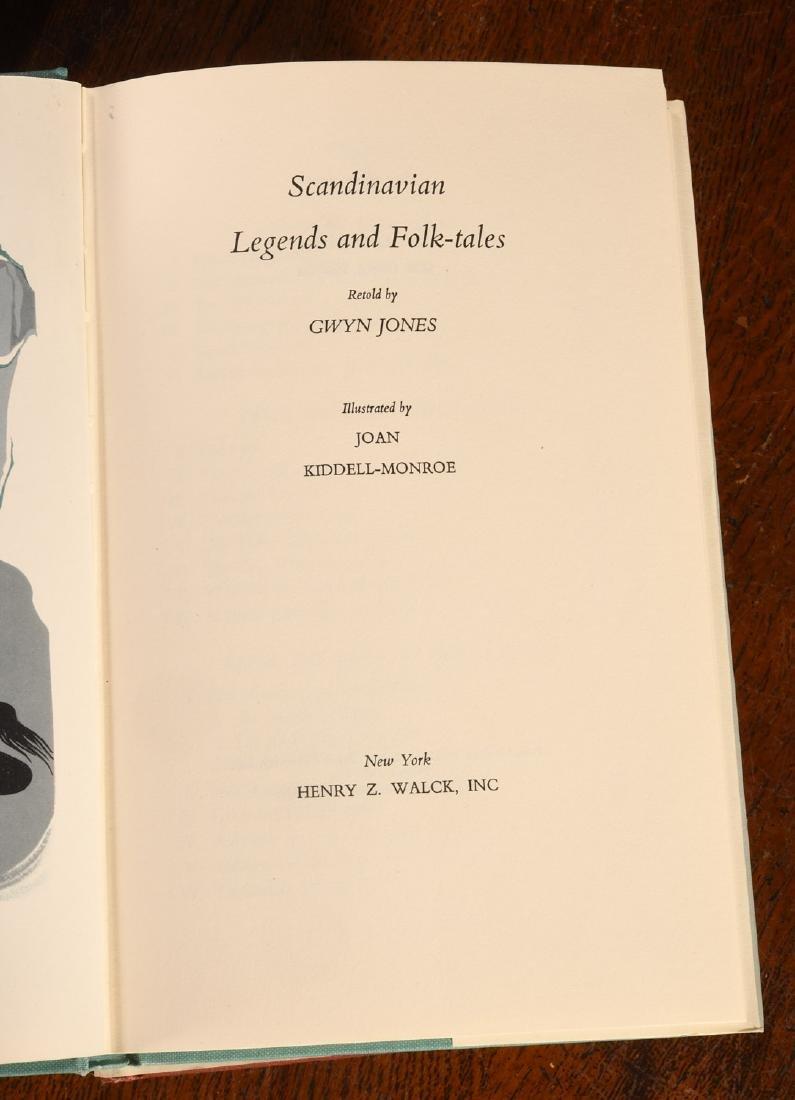 BOOKS: (10) Vols Children's Legends Folktales - 8