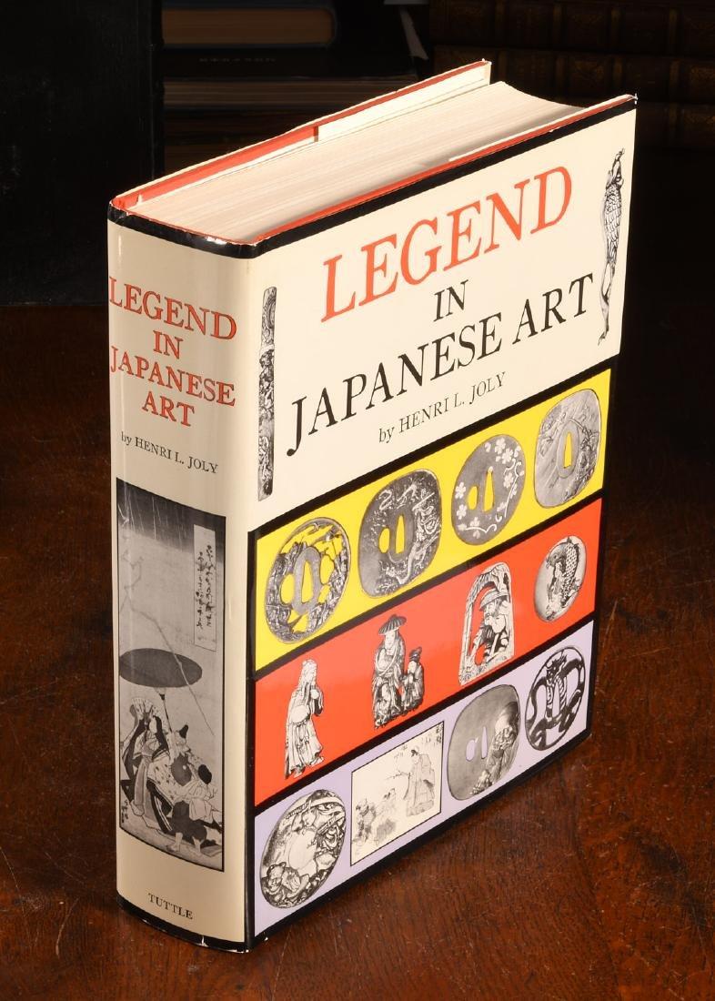 BOOKS: Joly 1968 Legend in Japanese Art HC Jacket