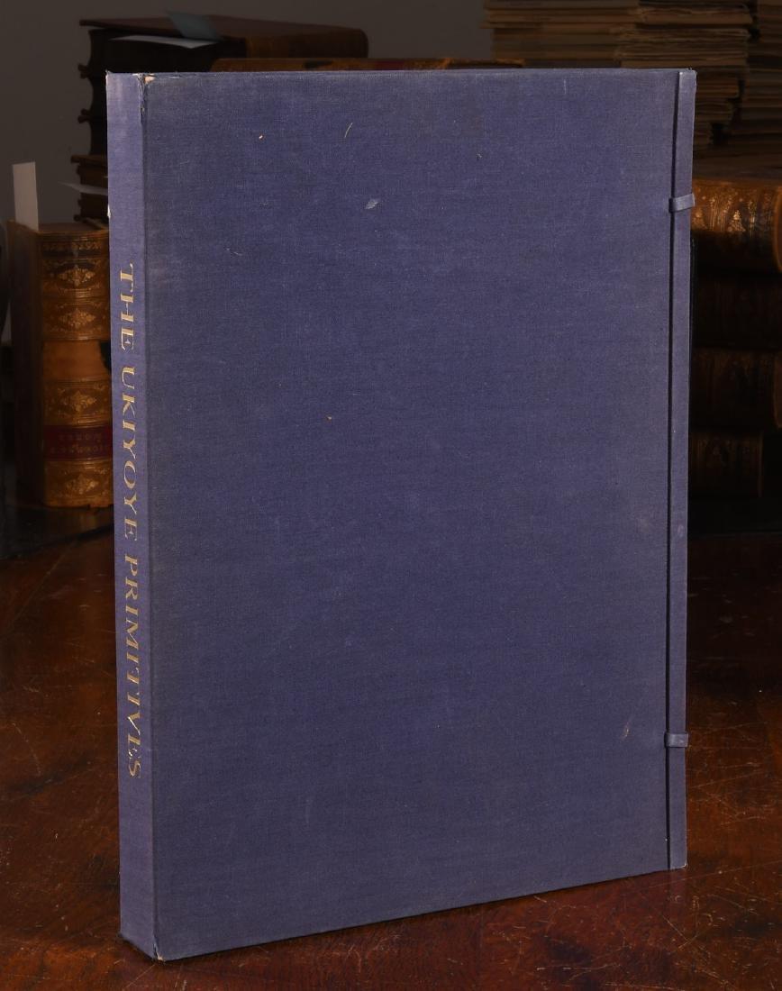 BOOKS: Noguchi 1933 The Ukiyoye Primitives Ltd Ed