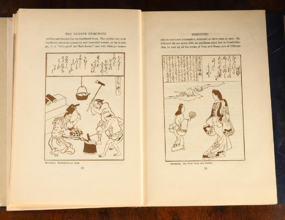 BOOKS: Noguchi 1933 The Ukiyoye Primitives Ltd Ed - 6