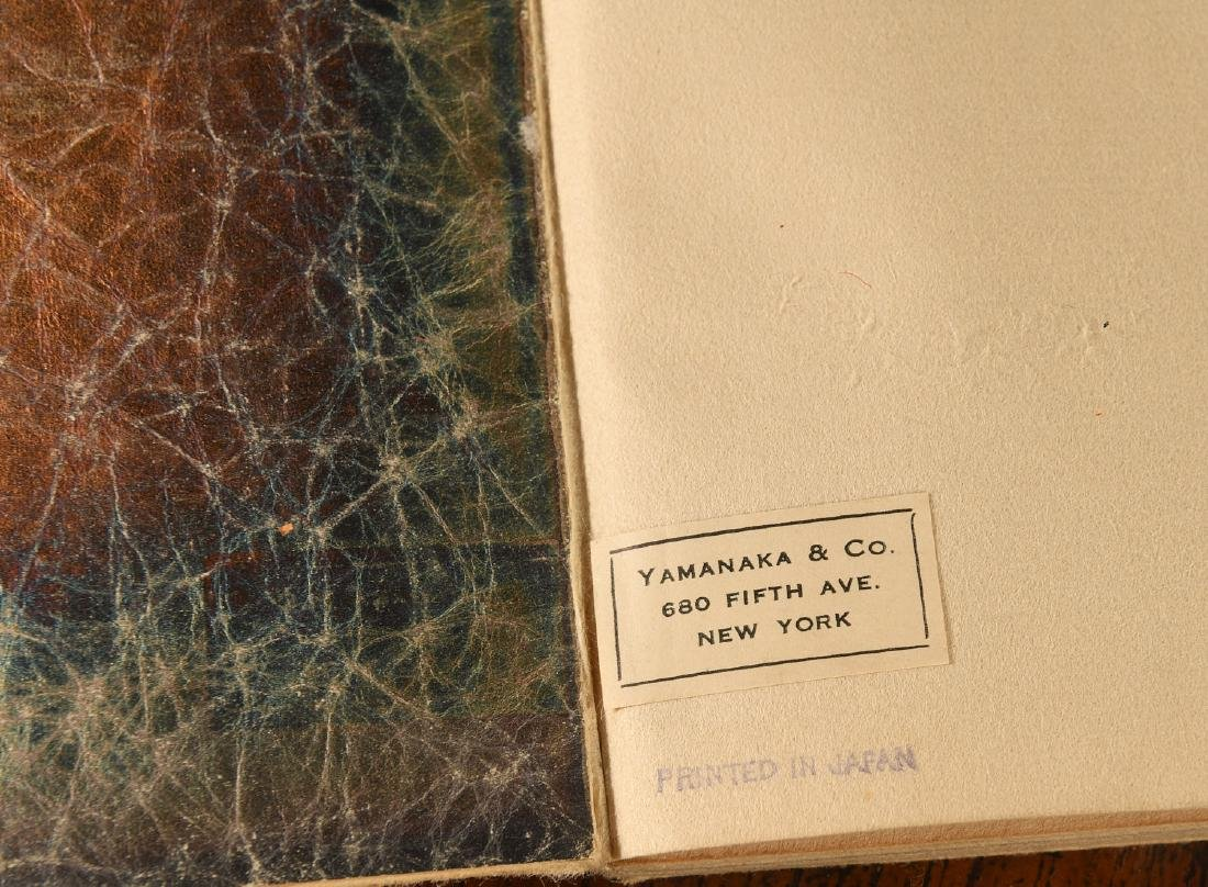 BOOKS: (2) Vols Antique Japanese Ikebana Paintings - 5