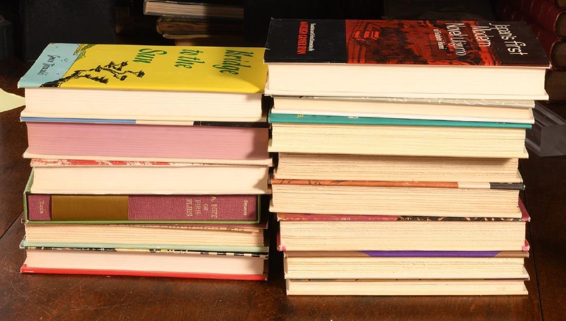 BOOKS: (14) Vols Japanese Lit Hardcovers w/Jackets - 9