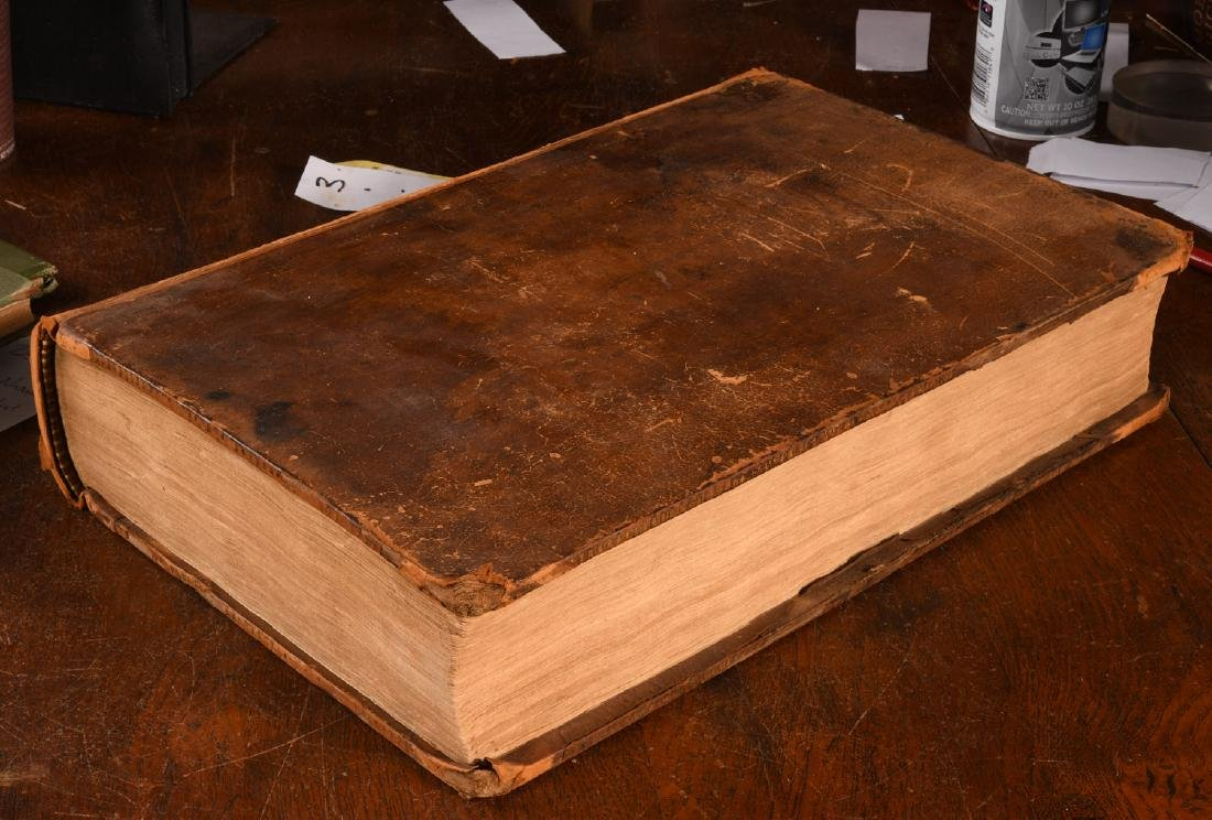 BOOKS: Martyn 1785 Dictionary of Natural History - 10