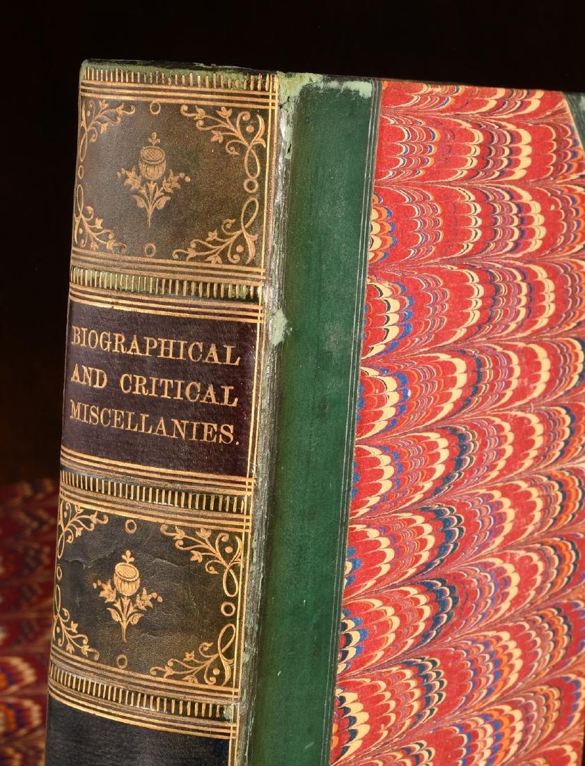 BOOKS: (12) Vols 1873 Prescott Works Fine Binding - 9