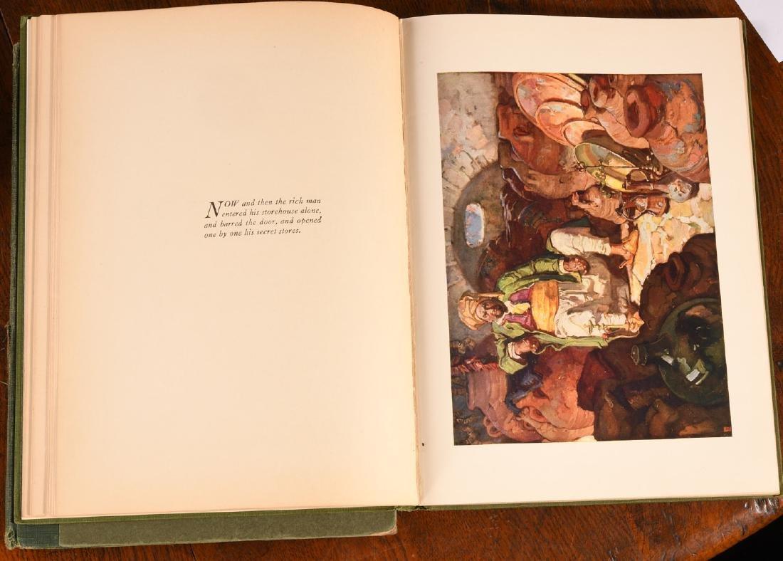 BOOKS: (2) Vols SIGNED Dean Cornwell 1926 1928 - 4