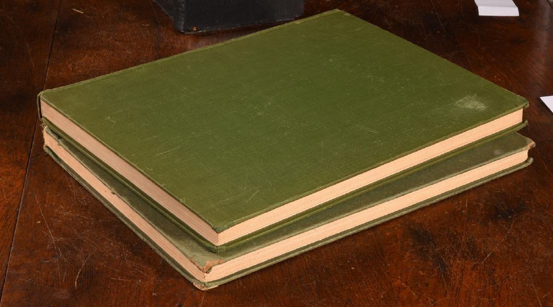 BOOKS: (2) Vols SIGNED Dean Cornwell 1926 1928 - 7