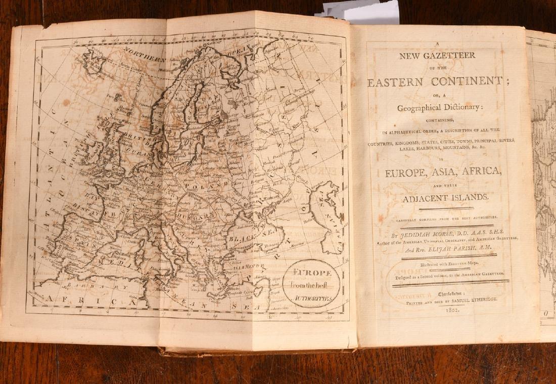 BOOKS: Morse 1802 Gazetteer COMPLETE 18 Maps - 7