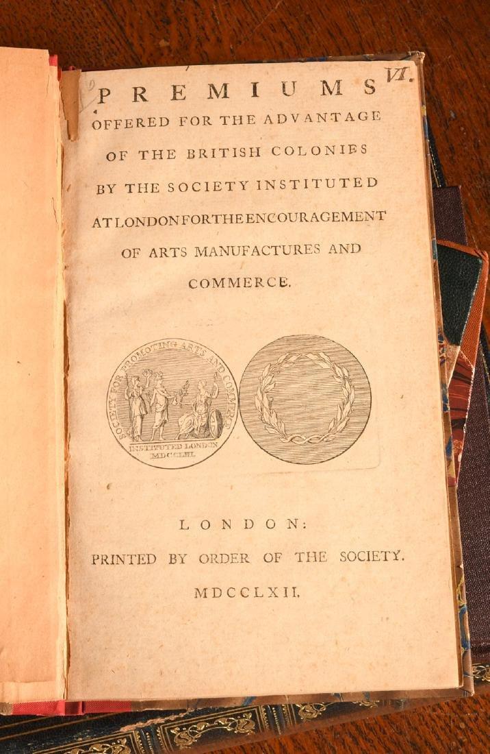 BOOKS: (5) Vols American British History 1762-1861 - 2
