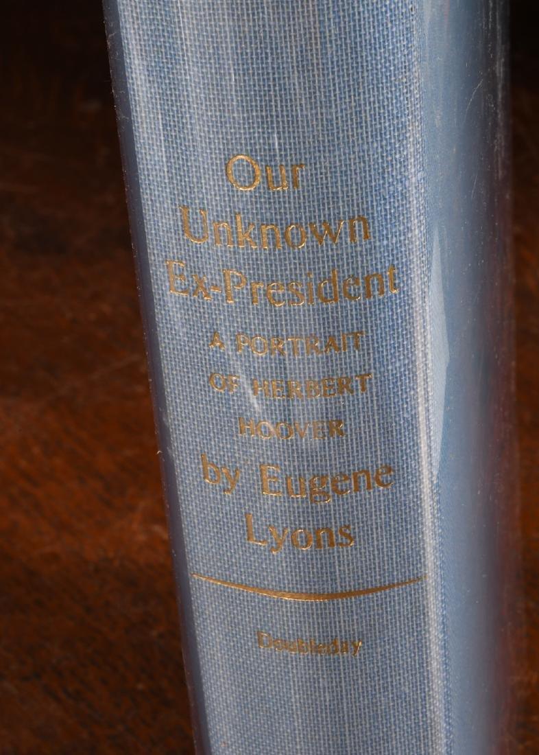 BOOKS: Signed & Inscribed Herbert Hoover 1948 - 2