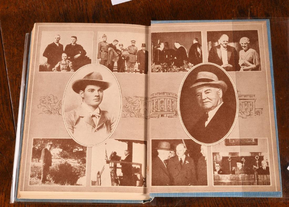 BOOKS: Signed & Inscribed Herbert Hoover 1948 - 6