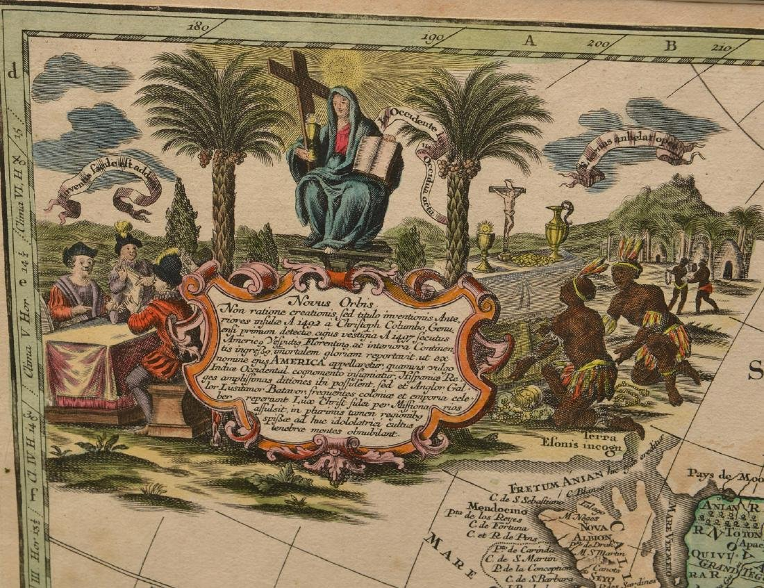 MAPS: Seutter 1730 Novus Orbis sive America - 4