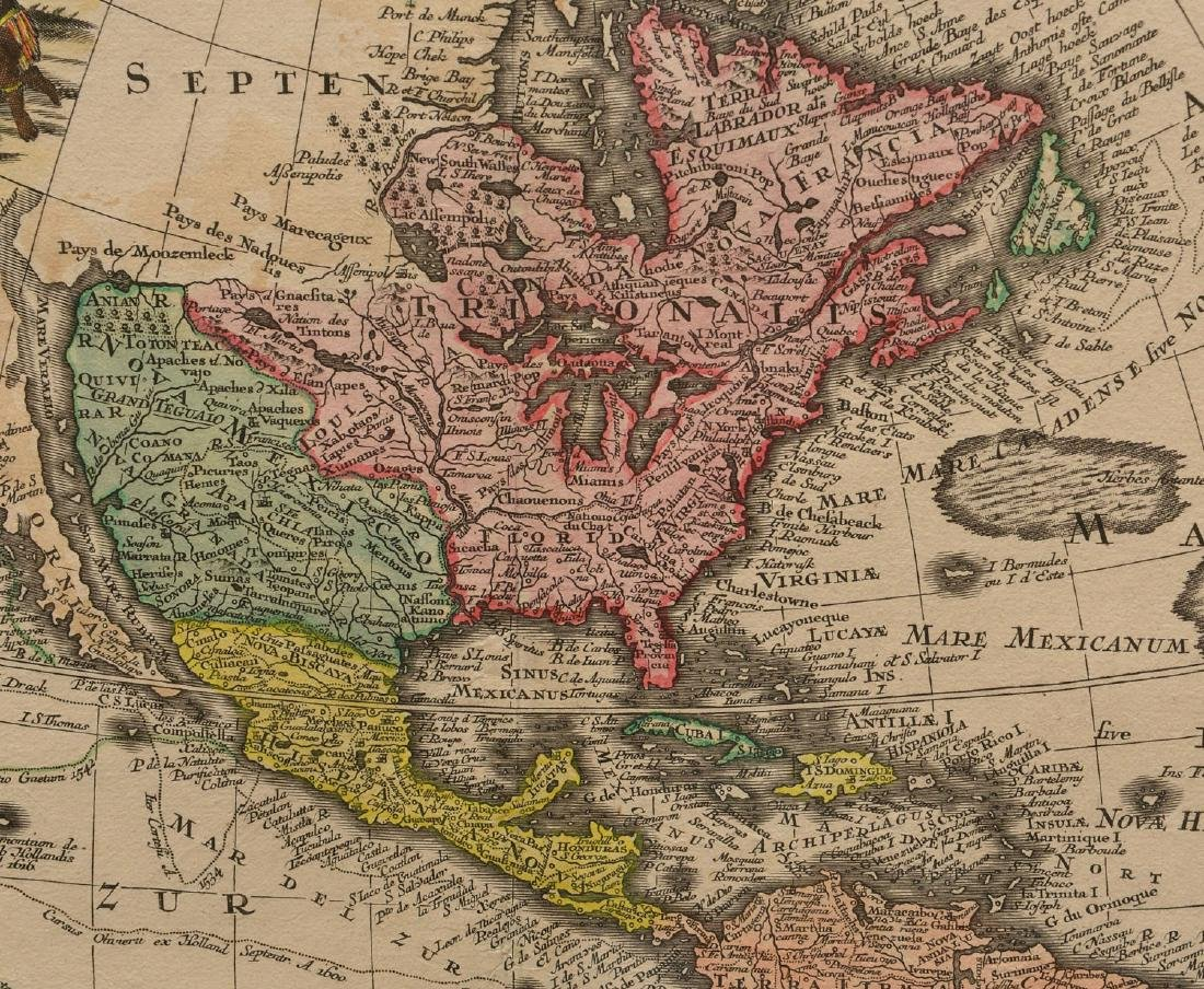 MAPS: Seutter 1730 Novus Orbis sive America - 6