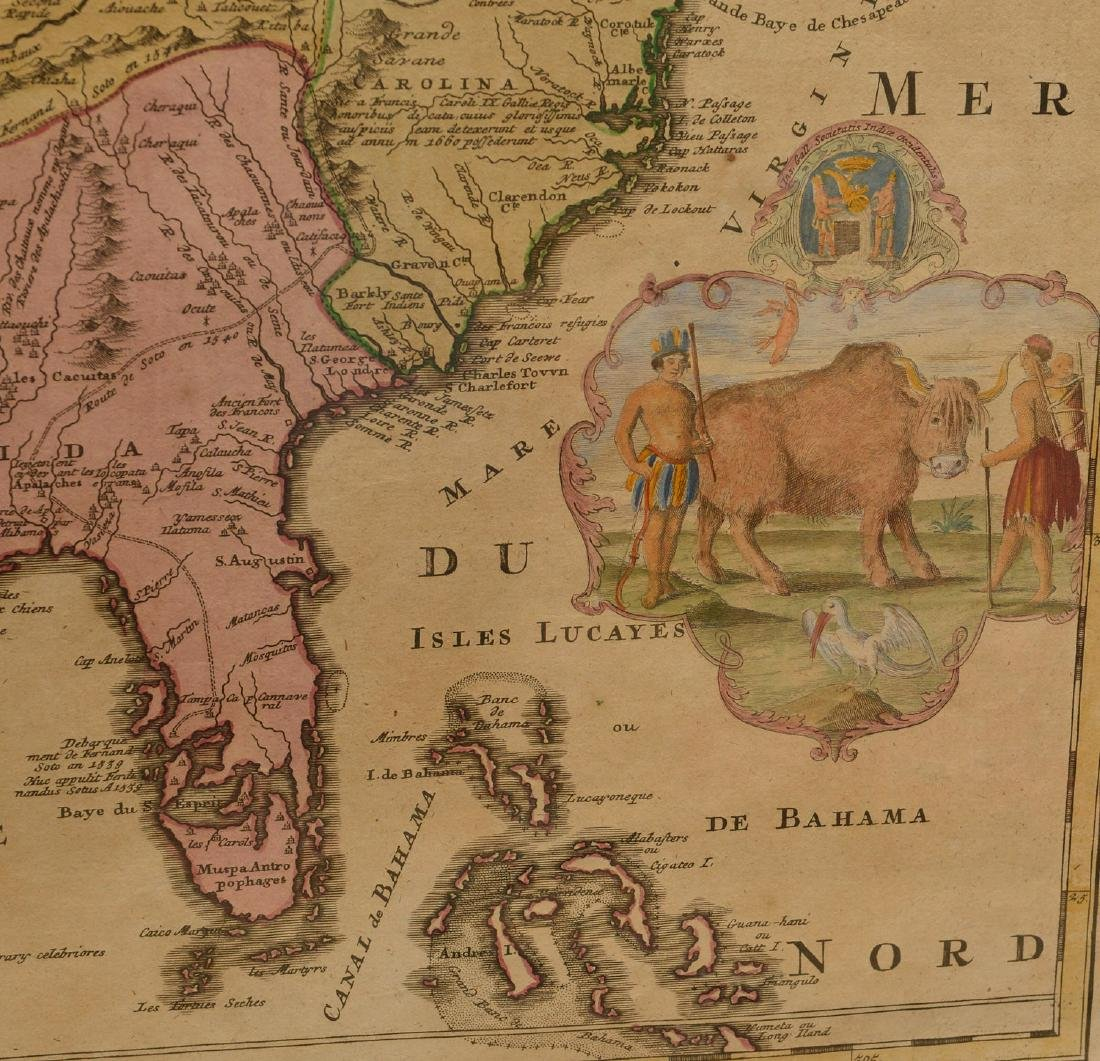 MAPS: Homann 1720 Regionis Mississipi - 3
