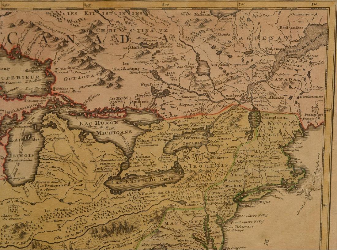 MAPS: Homann 1720 Regionis Mississipi - 4