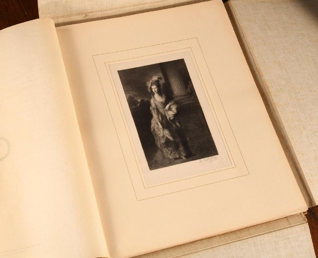BOOKS: Cole 1902 Old English Masters Signed Ltd Ed - 3