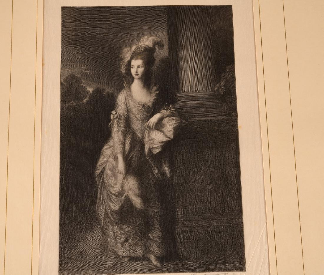 BOOKS: Cole 1902 Old English Masters Signed Ltd Ed - 4