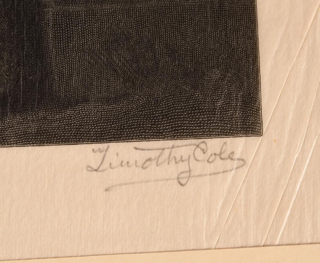 BOOKS: Cole 1902 Old English Masters Signed Ltd Ed - 5