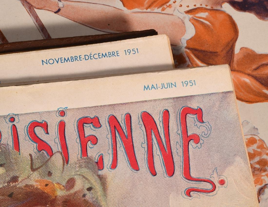 (18) Issues LA VIE PARISIENNE Magazine 1948-1951 - 3