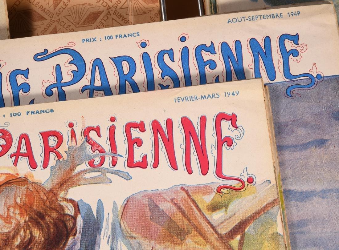 (18) Issues LA VIE PARISIENNE Magazine 1948-1951 - 5