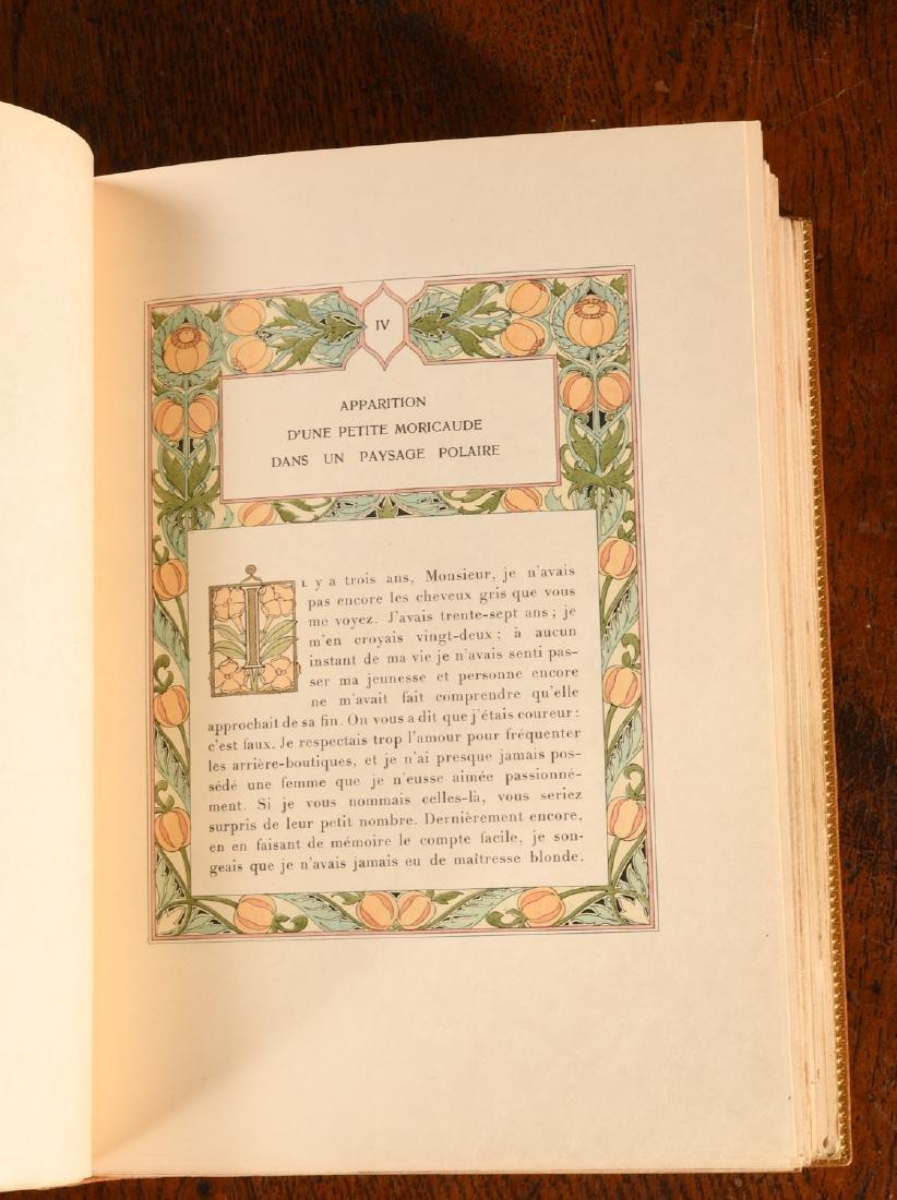 BOOK: 903 La Femme et Le Pantin Fine Binding - 8
