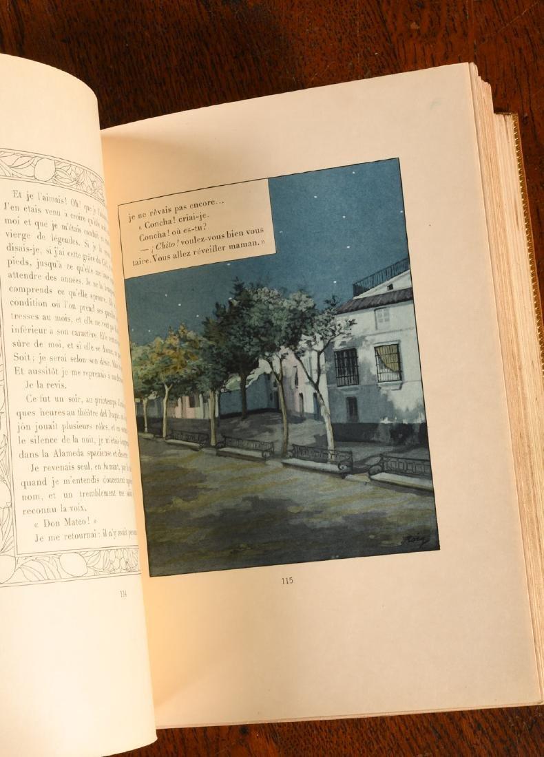 BOOK: 903 La Femme et Le Pantin Fine Binding - 9