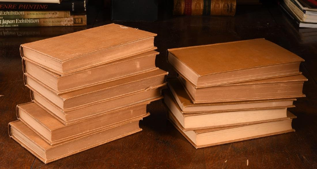 BOOKS: (11) Vols French Spiritualism 1905-1920 - 10