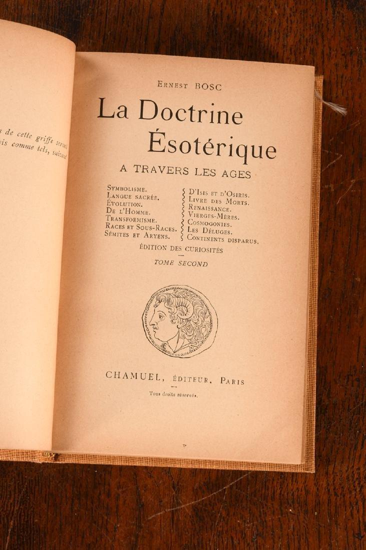 BOOKS: (11) Vols French Spiritualism 1905-1920 - 6