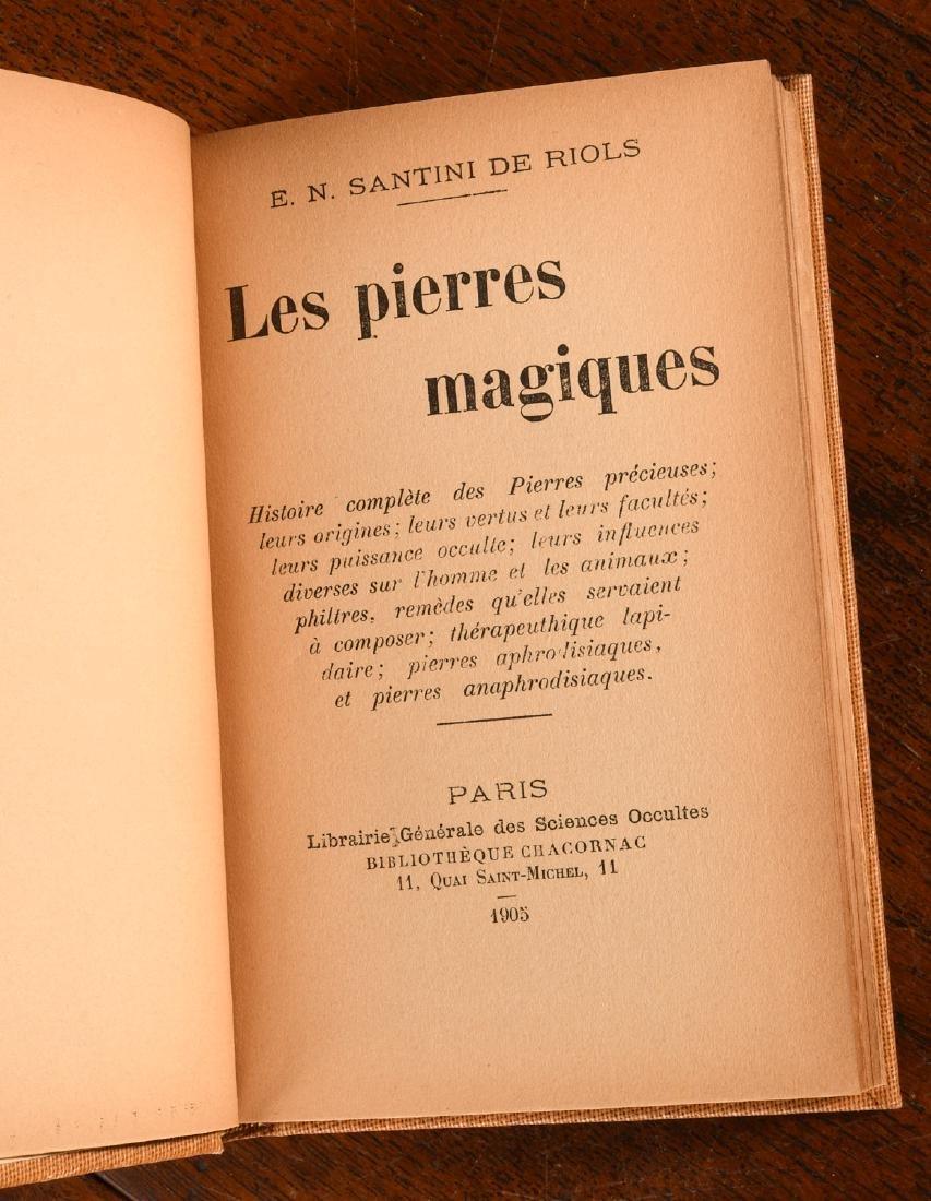 BOOKS: (11) Vols French Spiritualism 1905-1920 - 8