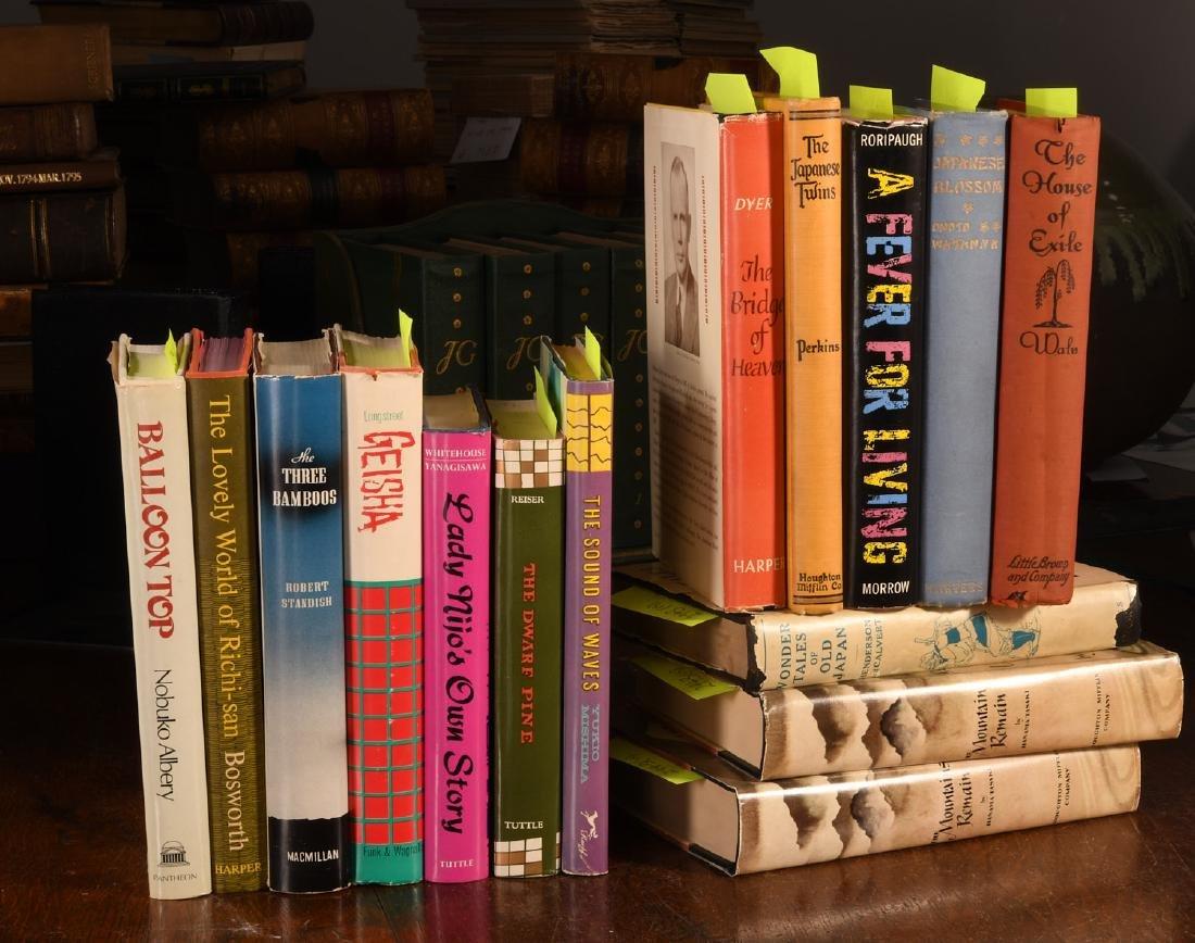BOOKS: (15) Novels about Japan 1906-1978