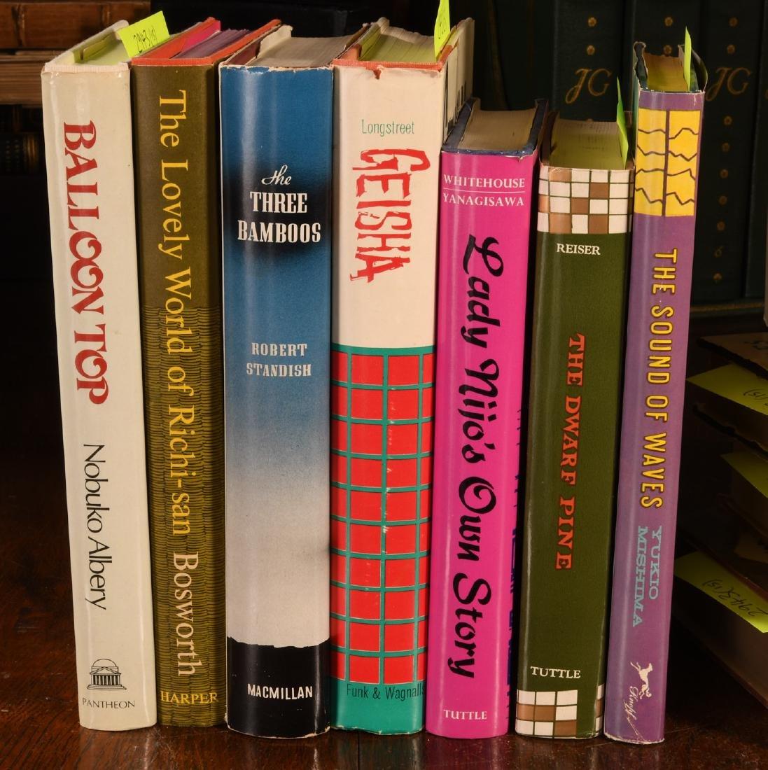 BOOKS: (15) Novels about Japan 1906-1978 - 2