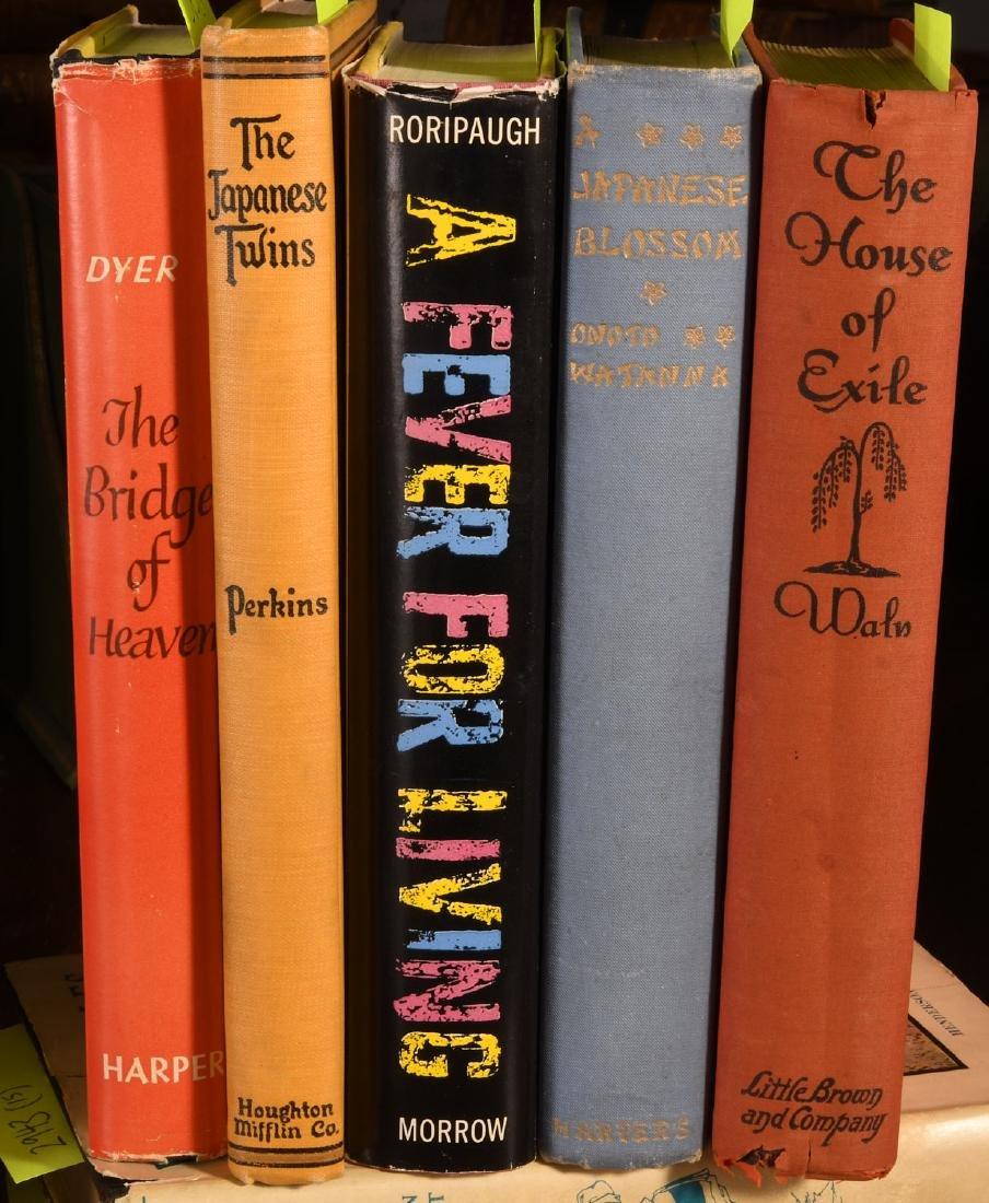 BOOKS: (15) Novels about Japan 1906-1978 - 3