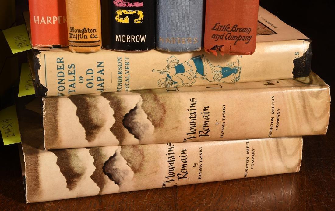 BOOKS: (15) Novels about Japan 1906-1978 - 4