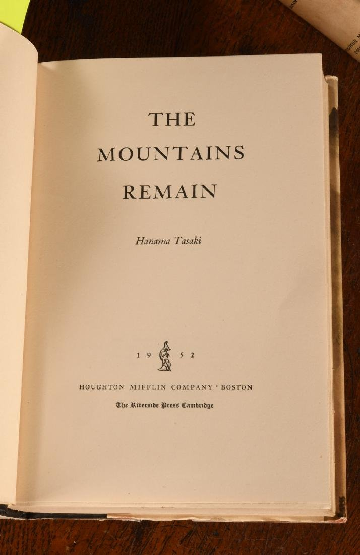BOOKS: (15) Novels about Japan 1906-1978 - 8