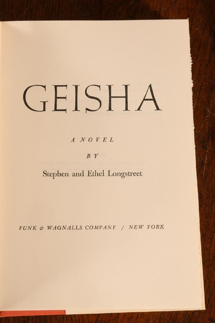 BOOKS: (15) Novels about Japan 1906-1978 - 9
