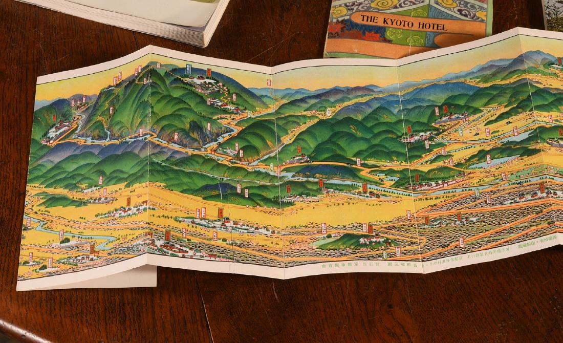 BOOKS: (9) Vols Kyoto, Japan 1930s-2000 - 7