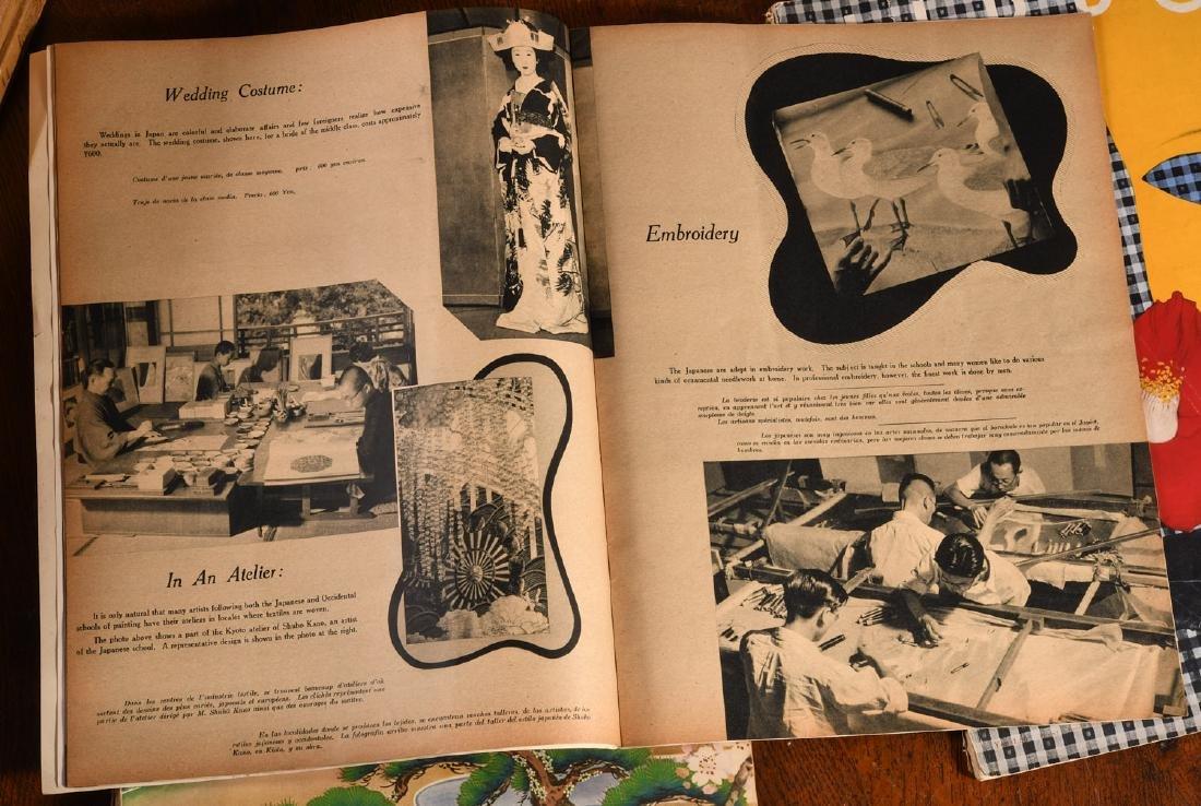 MAGAZINES: (3) Japanese Mainichi Nippon 1937-41 - 6