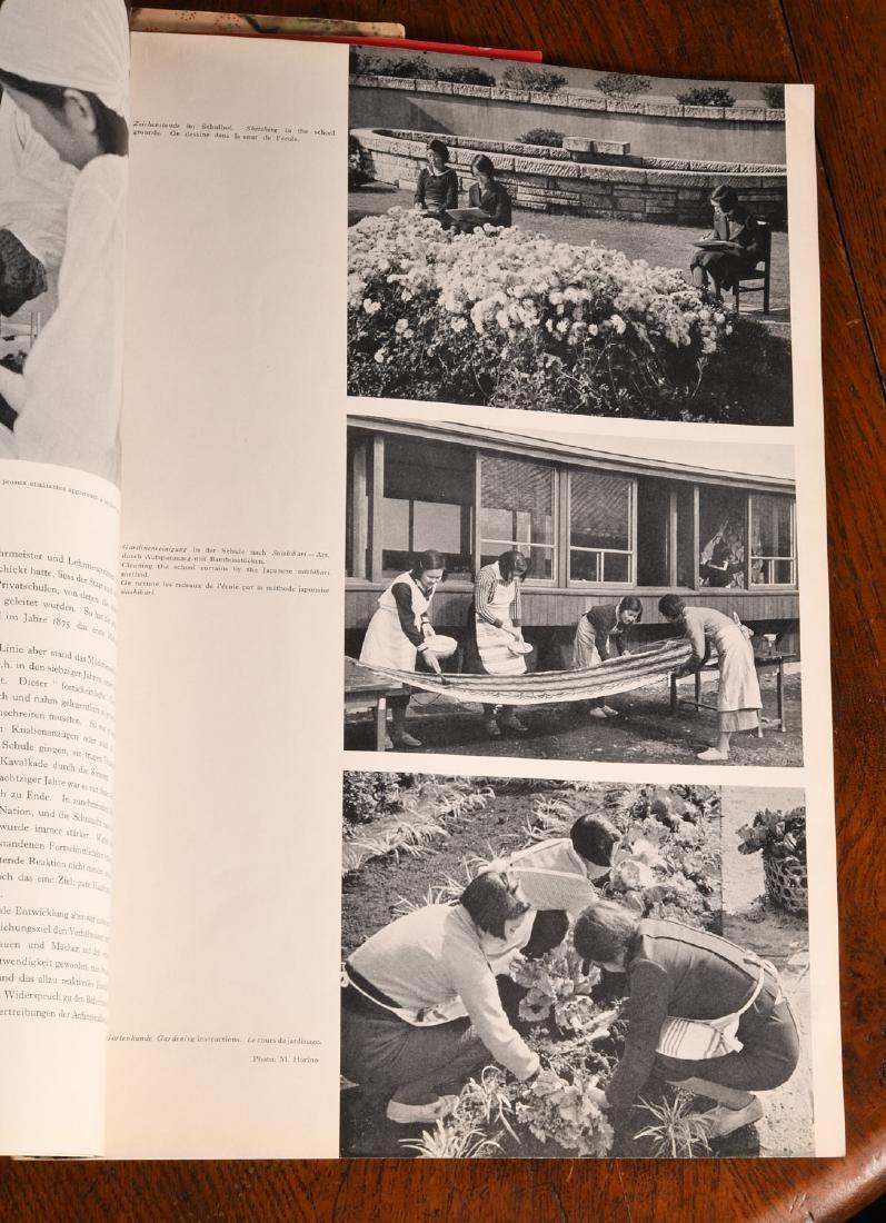MAGAZINES: (3) Japanese Mainichi Nippon 1937-41 - 7