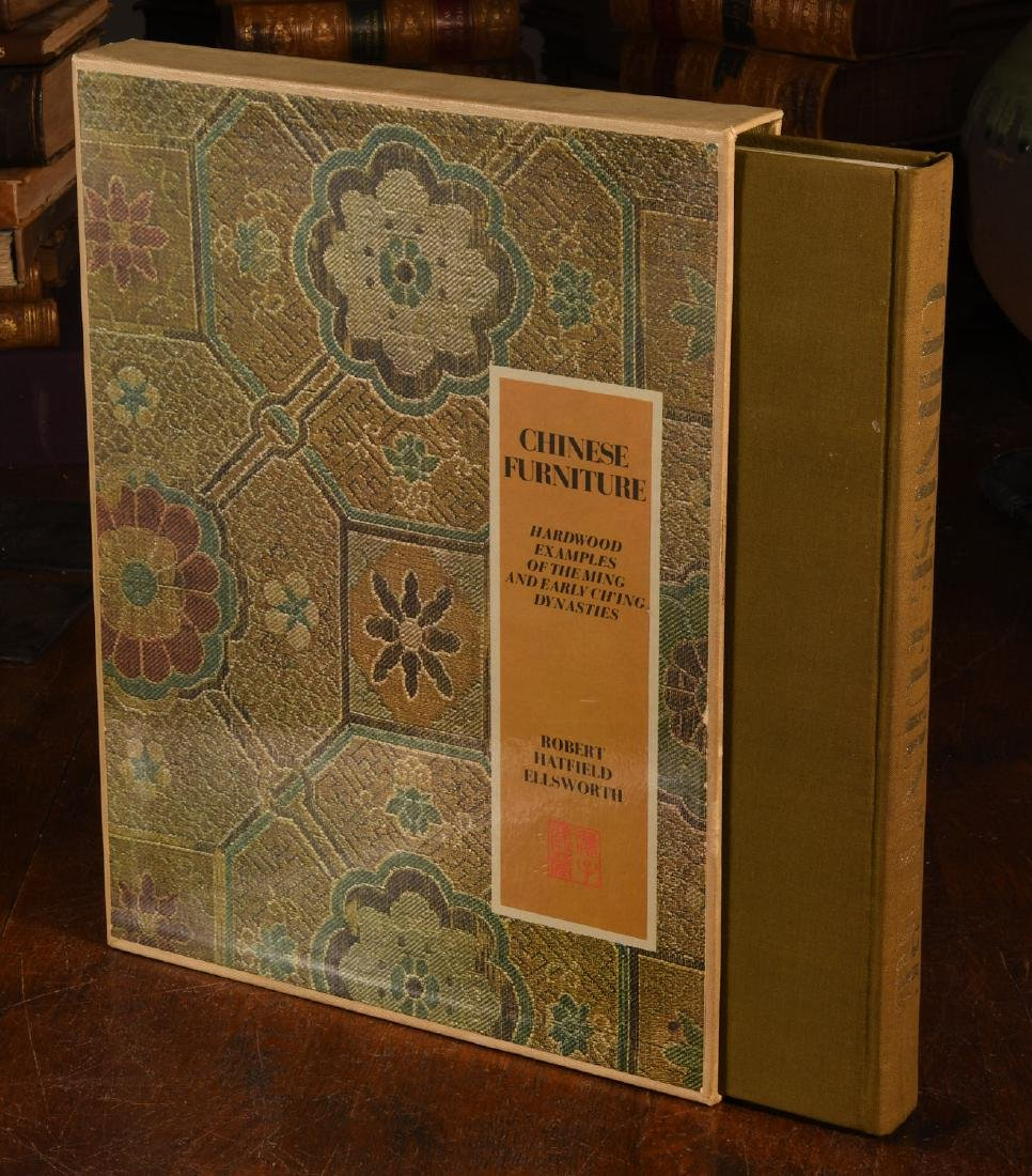 BOOKS: Ellsworth 1971 Ming Chinese Furniture