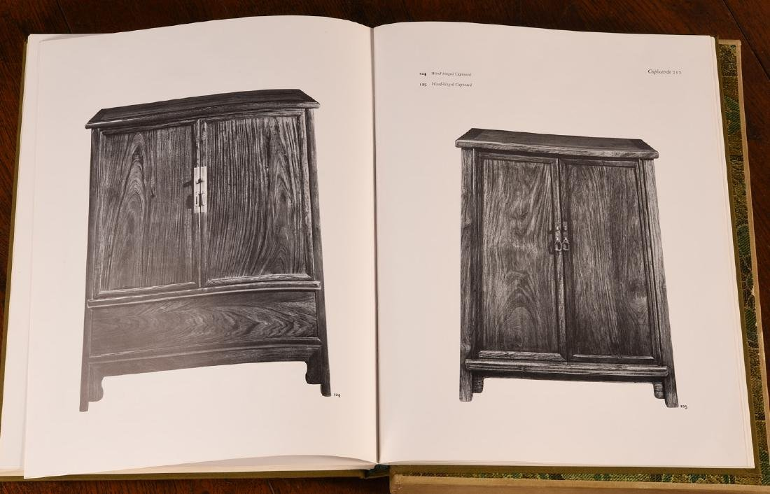 BOOKS: Ellsworth 1971 Ming Chinese Furniture - 5