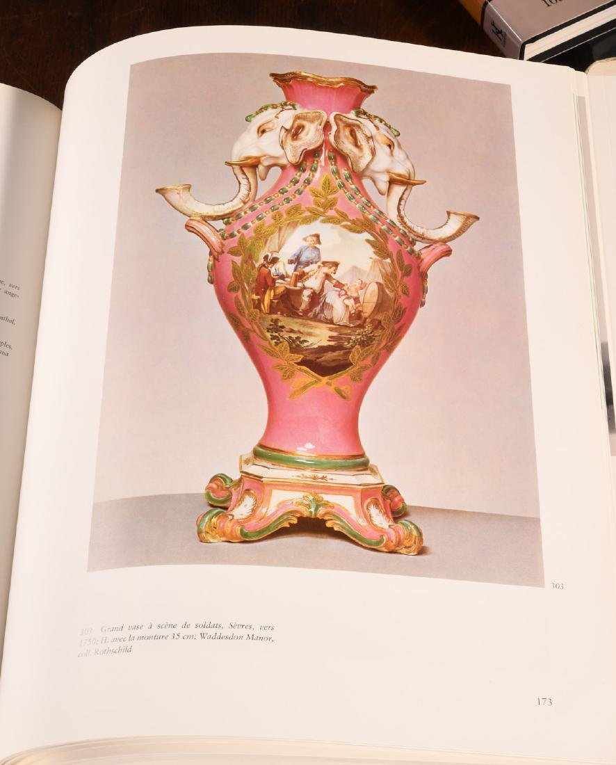BOOKS: (10) Vols on Asian Porcelain, Bronze Silver - 8