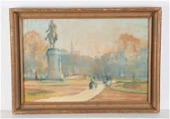 Arthur Clifton Goodwin, painting
