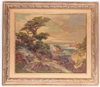 Florence Upson Young, painting
